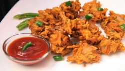 Vegetable Pakoda